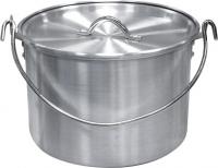 Котел алюминиевый с крышкой Tramp 4,8 л