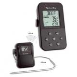 Термометр для духовки или гриля цифровой TFA Küchen-Chef внешний радиодатчик 60x21x105 мм