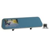 Зеркало-накладка заднего вида с Full HD видеорегистратором Aspiring Reflex 1