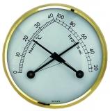 Термогигрометр TFA 45.2006 механический Klimatherm d 71 мм