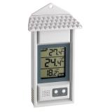Термометр уличный/комнатный цифровой TFA, 150х81х30 мм 301039
