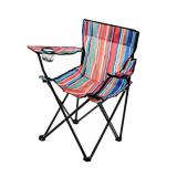 Раскладное кресло Aksetech Comfort Red 50x50x80см