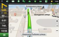 Карты навигация NAVITEL Навител Навигатор. Украина