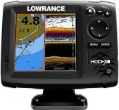 GPS-эхолот Lowrance HOOK 5