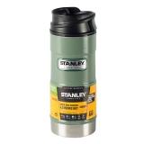 Термокружка Stanley One Hand Vacuum Mug 0.35L зеленая 6939236319201
