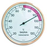 Термометр для сауны TFA пластик d=160 мм