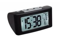 Настольные часы TFA Siesta чёрные