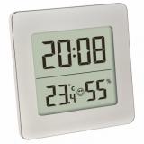 Термогигрометр цифровой TFA 30503854 серебристый