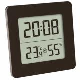Термогигрометр цифровой TFA 30503801 черный