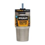 Термокружка с трубочкой Stanley Quencher 0,6л стальная