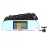 Зеркало-накладка заднего вида с Full HD видеорегистратором Aspiring Reflex 2
