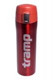 Термос Tramp 0,45 л красный TRC-107-red