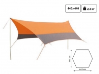 Тент Tramp Lite Tent orangе
