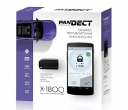 Автосигнализация Pandect X-1800BT UA без сирены