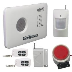 Комплект охранных сигнализаций OLTEC GSM-KIT10