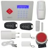 Комплект охранных сигнализаций OLTEC GSM-KIT60