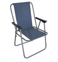 Стул-кресло раскладной Aksetech Fidel blue