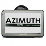 GPS-навигатор автомобильный Azimuth B55 Plus