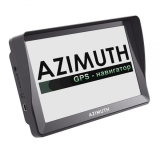 GPS-навигатор автомобильный Azimuth B78