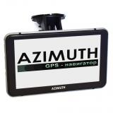 GPS-навигатор автомобильный Azimuth M705