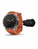 Спортивные часы Garmin MARQ Adventurer Ember Orange Silicone