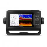 GPS-эхолот Garmin EchoMap UHD 62сv с датчиком GT24