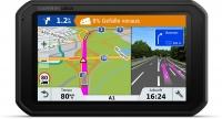 GPS-навигатор для грузовиков Garmin DezlCam 785 LMT-D с камерой