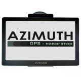 GPS-навигатор автомобильный Azimuth B75 plus