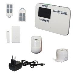 Комплект охранных сигнализаций OLTEC GSM-KIT-new
