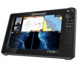 Эхолот-картплоттер Lowrance HDS-12 Live Active Imaging 3 in 1