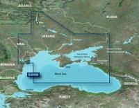 Карта реки Днепр, Черного и Азовского моря HXEU510S