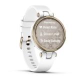 Спортивные часы Garmin Lily Sport Cream Gold White