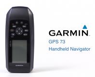 GPS-навигатор туристический Garmin GPSMAP 73