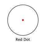 Прицел коллиматорный Barska Red Dot 1x50