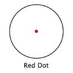 Прицел коллиматорный Barska Red Dot 2x30 WP (Weaver/Picatinny)