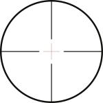 Прицел оптический Hawke Endurance LER 3-9x40 (30/30 Centre Cross IR)