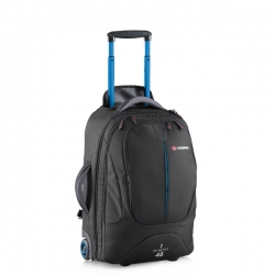 Сумка-рюкзак на колесах Caribee Sky Master 45 Black (921600)
