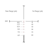 Прицел оптический Hawke Vantage IR 3-9x40 (Rimfire .22 LR HV R/G)