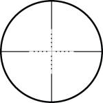 Прицел оптический Hawke Vantage 3-9x40 (Mil Dot)