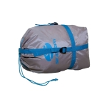 Спальный мешок Sir Joseph Paine 900/190/-12.4C Brown/Turquoise (Left)