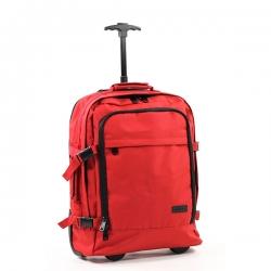 Сумка-рюкзак на колесах Members Essential On-Board 33 Red (922523)