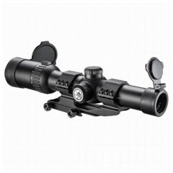 Прицел оптический Barska AR6 Tactical 1-6x24 IR Mil-Dot R/G 922719