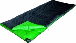 Спальный мешок High Peak Patrol / +7C (Right) Black/green