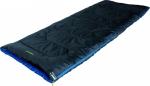 Спальный мешок High Peak Ceduna / +3C (Left) Black/blue