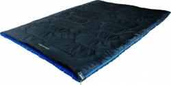Спальный мешок High Peak Ceduna Duo /+3C (Right) Black/blue