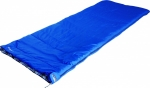 Спальный мешок High Peak Lowland / +7C (Left) Blue