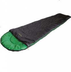Спальный мешок High Peak Easy Travel / +5C (Right) Black/green