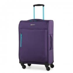 Чемодан Members Hi-Lite M Purple 922803