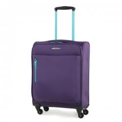 Чемодан Members Hi-Lite S Purple 922804