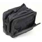 Сумка дорожная на колесах Members Laptop 25 Black (922788)